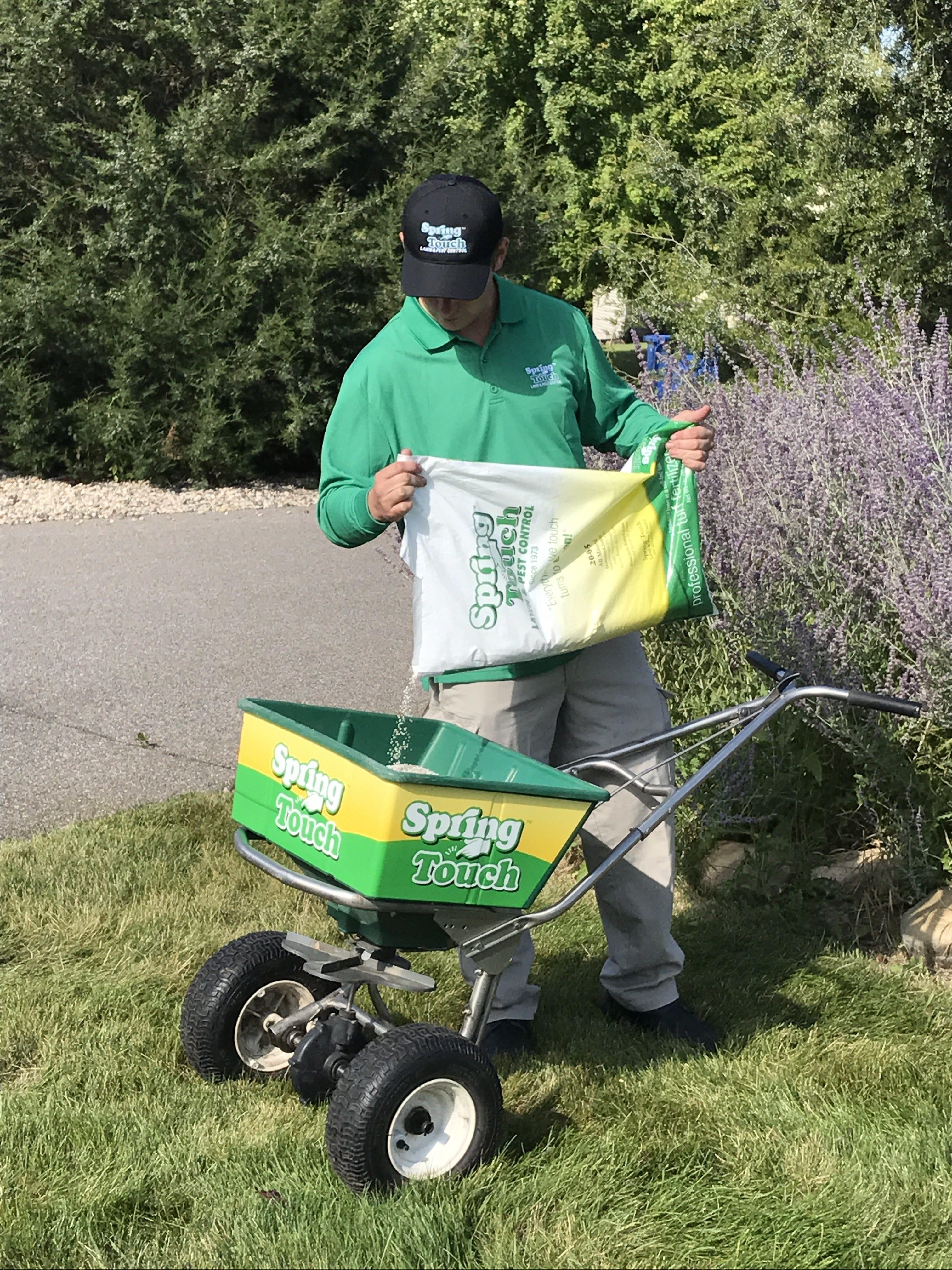 North Oakland County Organic Fertilizer